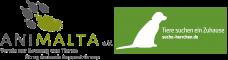 Logo Animalta und Suche-Herrchen